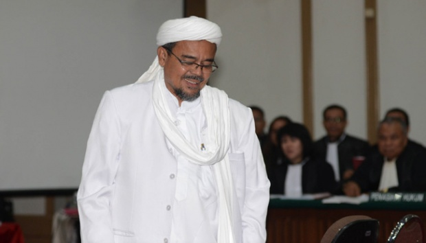 FPI: Kalau Negara Darurat, Rizieq Shihab Bisa Saja Jadi Presiden