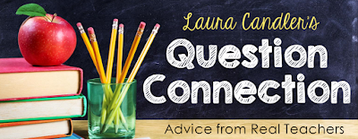 Got teacher questions? Ask and answer them on the Teaching Resources Facebook page because the best advice comes from real teachers!