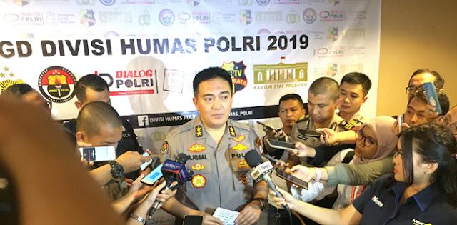 Polri Tidak Mentolelir Empat Oknum Polisi Yang Diduga Menculik Dan Memeras WNA
