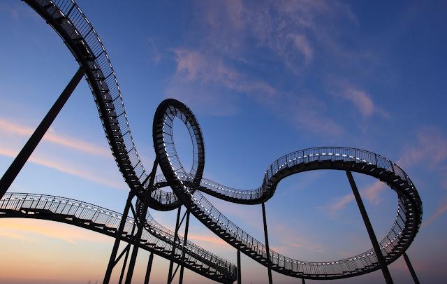 Roam JSON - an emotional roller coaster