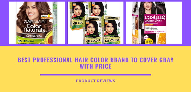 Best Professional Hair Color Brand To Cover Gray with price