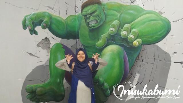 Hulk mau nerkam