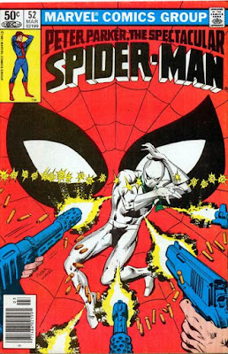Spectacular Spider-Man #52, the White Tiger