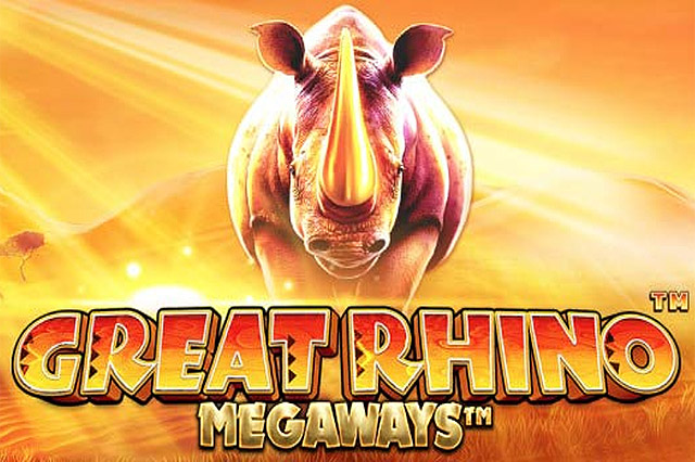 ULASAN SLOT PRAGMATIC PLAY GREAT RHINO MEGAWAYS