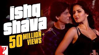 Download Ishq Shava - Jab Tak Hai Jaan Full HD Video
