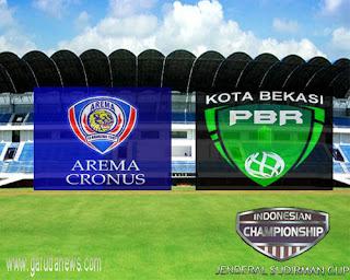 Prediksi Arema Crounus VS Persipasi Bandung Raya