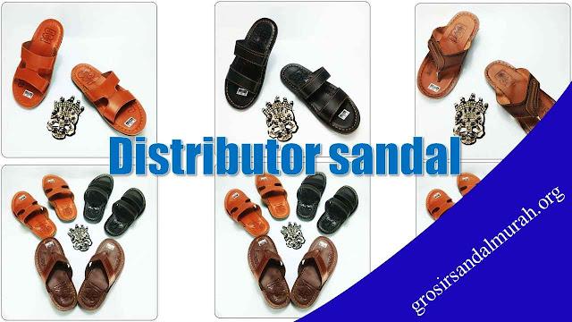 distributor sandal murah