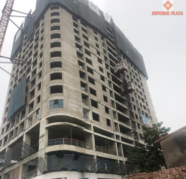 Tiến đô xây dựng chung cư Imperial Plaza