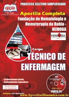 Apostila Hemoba (Técnico de Enfermagem)