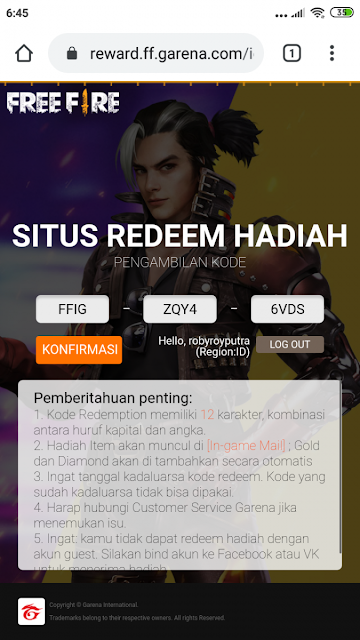 kode-redeem-ff-maret-19