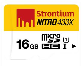 Strontium 16GB Nitro Class 10 Memory Card at Just Rs.242 Only [Askmebazaar Loot]