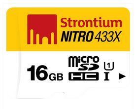 Strontium 16GB Nitro Class 10 Memory Card at Just Rs.242 Only [Askmebazaar Loot]