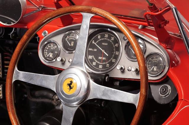 フェラーリ335Sスパイダー・スカリエッティ