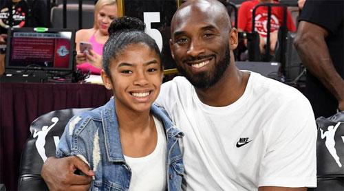 Kobe Bryant  Dan Putrinya Tewas Dalam Sebuah Kecelakaan Helikopter