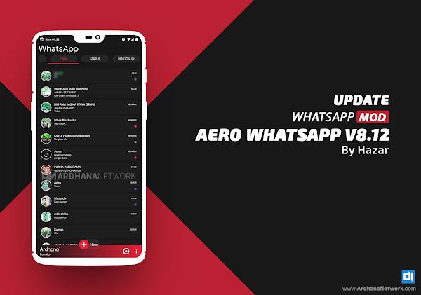 Aero Whatsapp V8.12 By Hazar