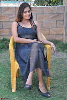 Pragya Nayan New Fresh Telugu Actress Stunning Transparent Black Deep neck Dress ~  Exclusive Galleries 065.jpg