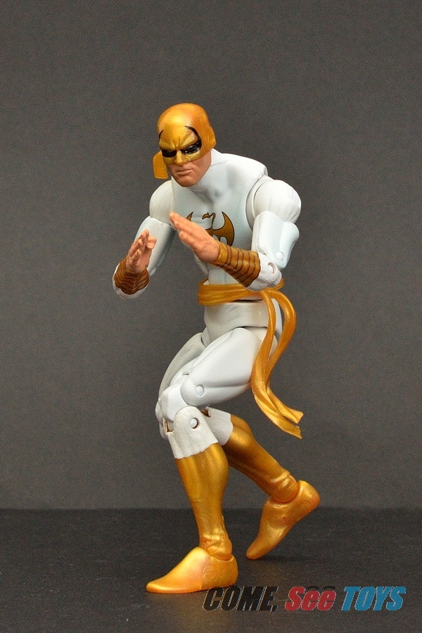 Come, See Toys: Marvel Legends Infinite Series Iron Fist