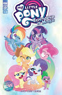 MLP Friendship is Magic #1 Comic Cover SDCC 2020 Variant