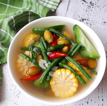 Resep Sayur Asem Sederhana dan Nikmat