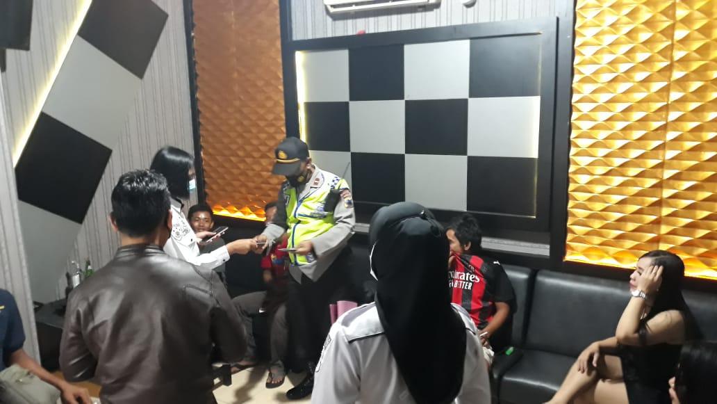 Polisi Gelar Razia Tempat Hiburan, Inilah Hasil Tes Urine Pengunjung