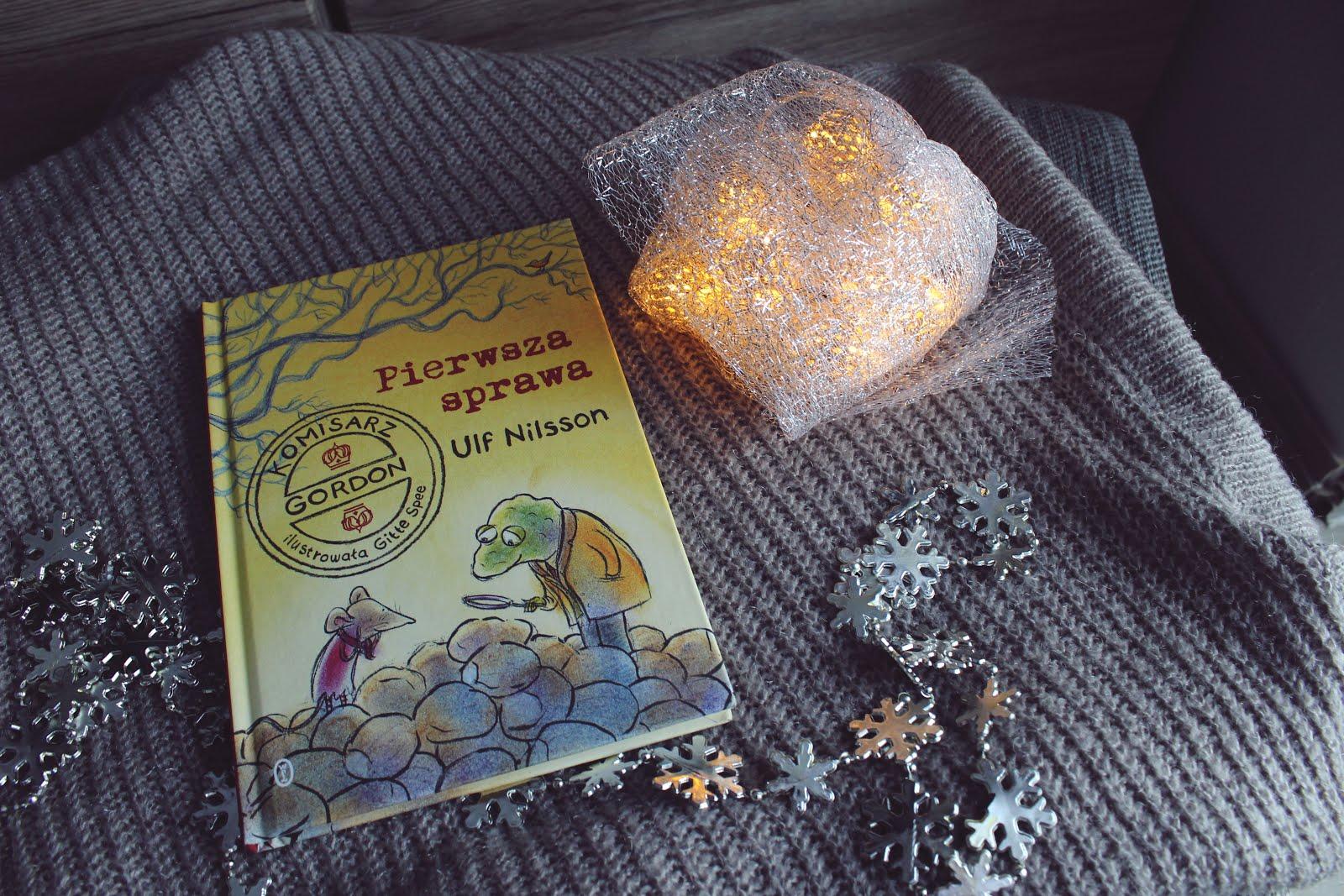 Recenzja książki dla dzieci. Wydawnictwo Literackie