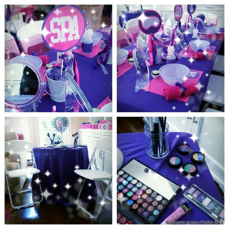 Glamour Avenue Parties The Blog.: Glamour Avenue Parties
