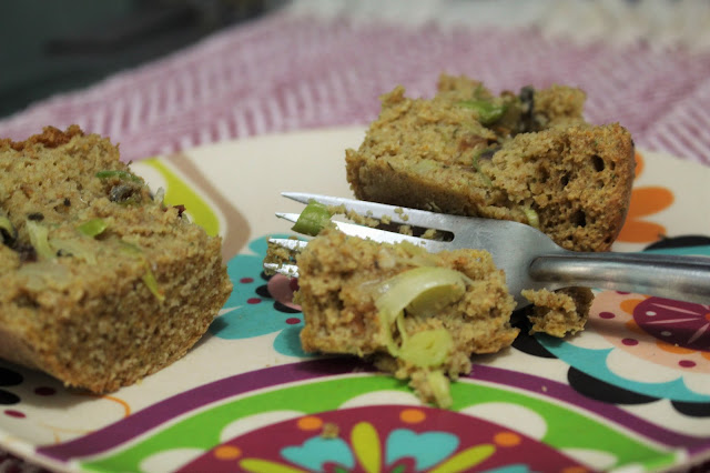 Culinária Funcional: Cupcake Salgado/ Torta Integral