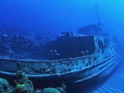 Berita Misteri - Seramnya Bawah Laut Segitiga Bermuda