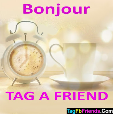Good morning in French language