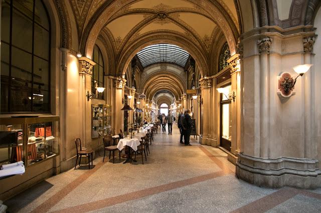 Ferstel passage-Vienna