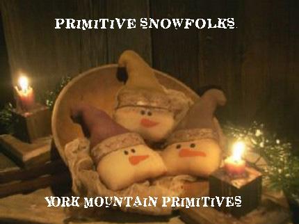 York Mountain Primitiv...