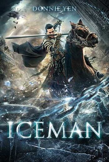Iceman 2014 BRRip 480p Dual Audio Hindi 300MB
