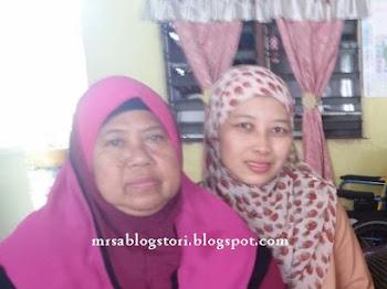 Genap 15 Hari Arwah Ibu Mertua Mrs. A Pergi Buat Selamanya