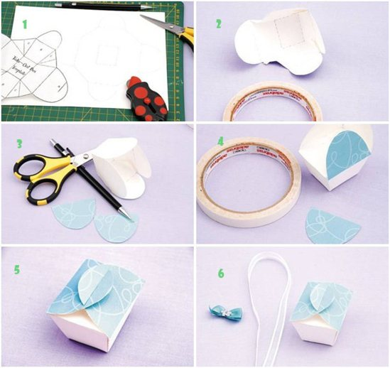 Cara Membuat Gift Box Cantik dalam 30 Menit - Bikin Ide