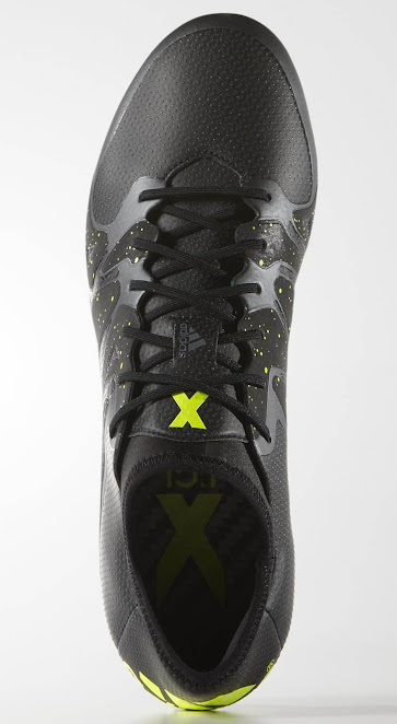 e0aa3253f56d Black boots aren t just for wear-testing. The new black Adidas X Boots  offer players an almost black-out boot design right from the beginning