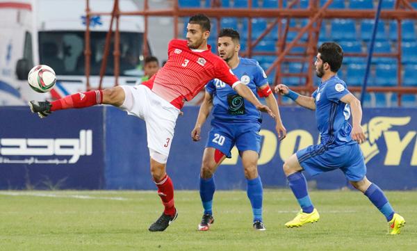 مشاهدة مباراة الجزيرة والرمثا بث مباشر اليوم 03-10-2020 الدوري الأردني