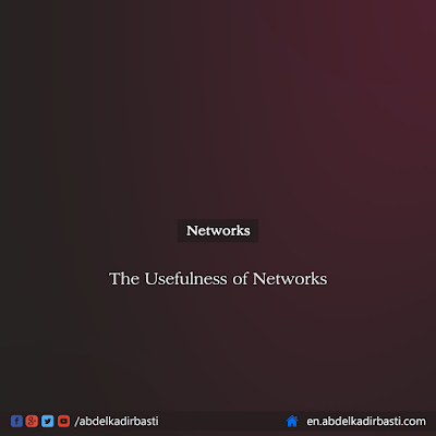 The Usefulness of Networks