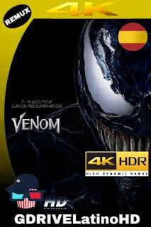 Venom (2018)[CAS] 4K HDR BDREMUX MKV