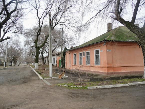 Белгород-Днестровский. Улицы, берущие начало у крепости Аккерман