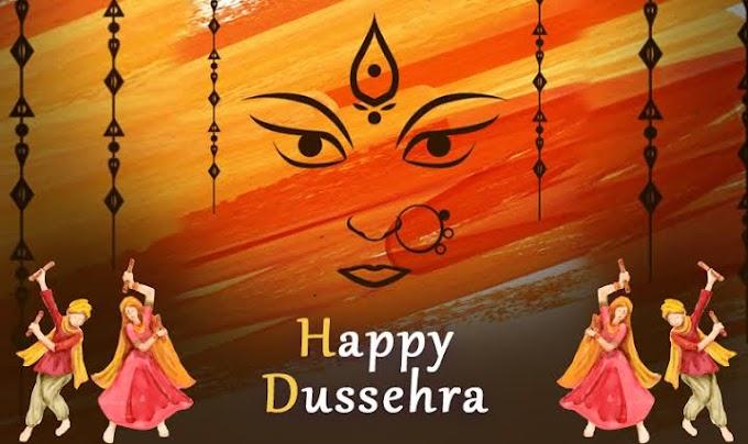 Dussehra Quotes Happy navratri message durga puja status