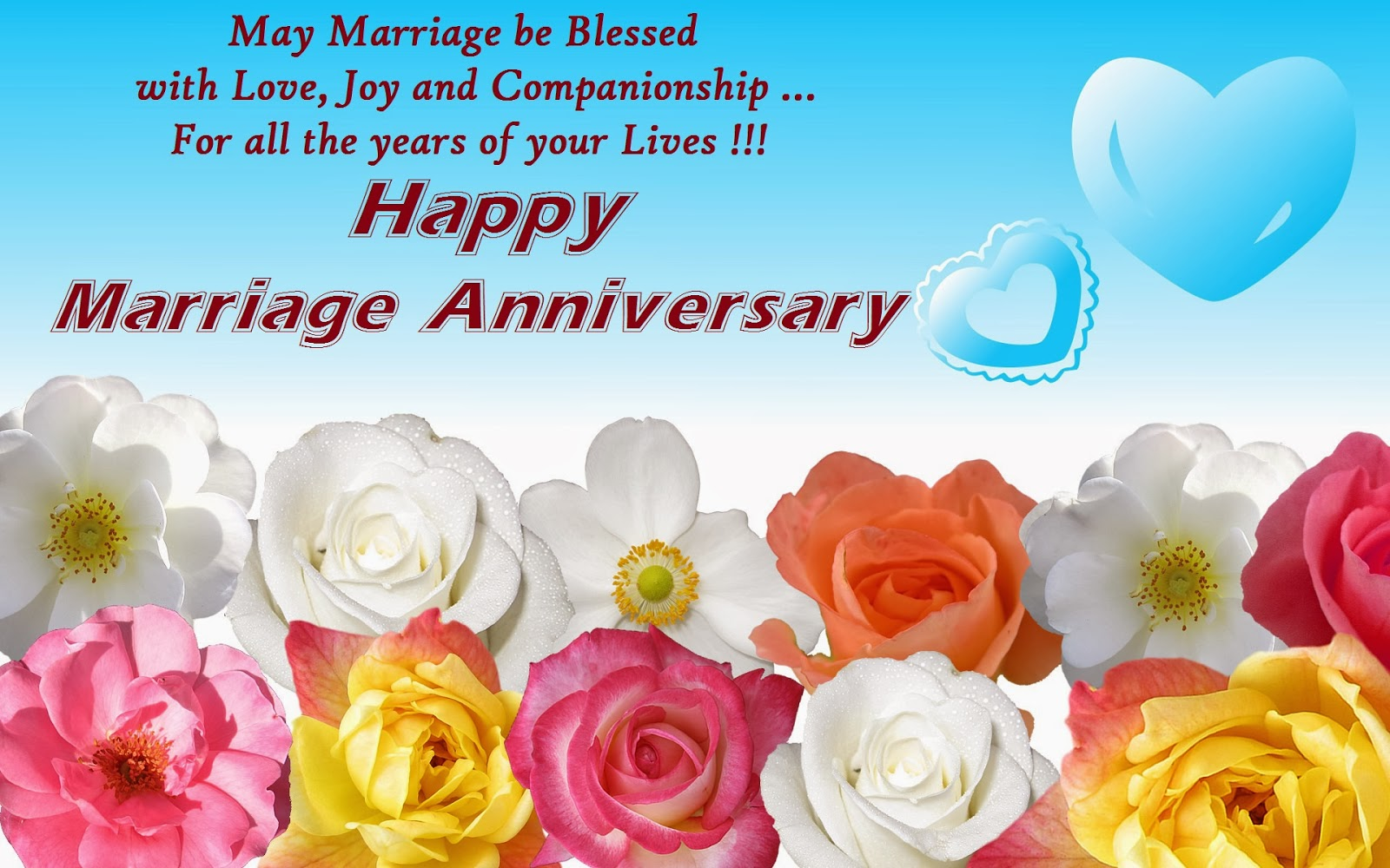 Happy wedding anniversary romantic love messages for wife wedding religious wife wedding anniversary wishes messages m4hsunfo Image collections