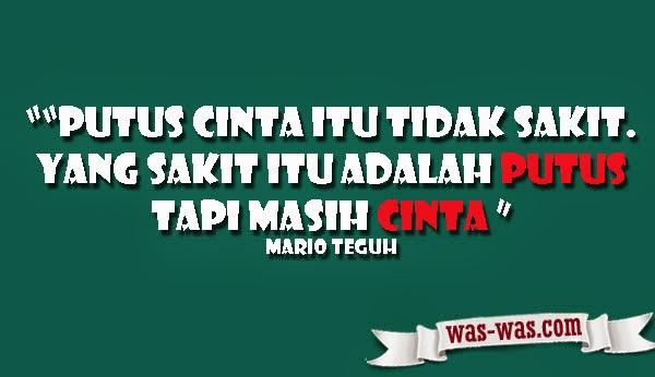 """Kumpulan Kata Mutiara Mario Teguh Tentang Cinta"""