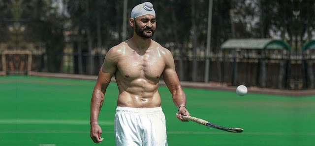 Sandeep Singh Physical Appearance