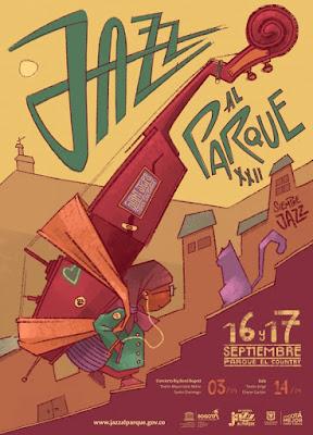 Jazz al Parque No.22 2017