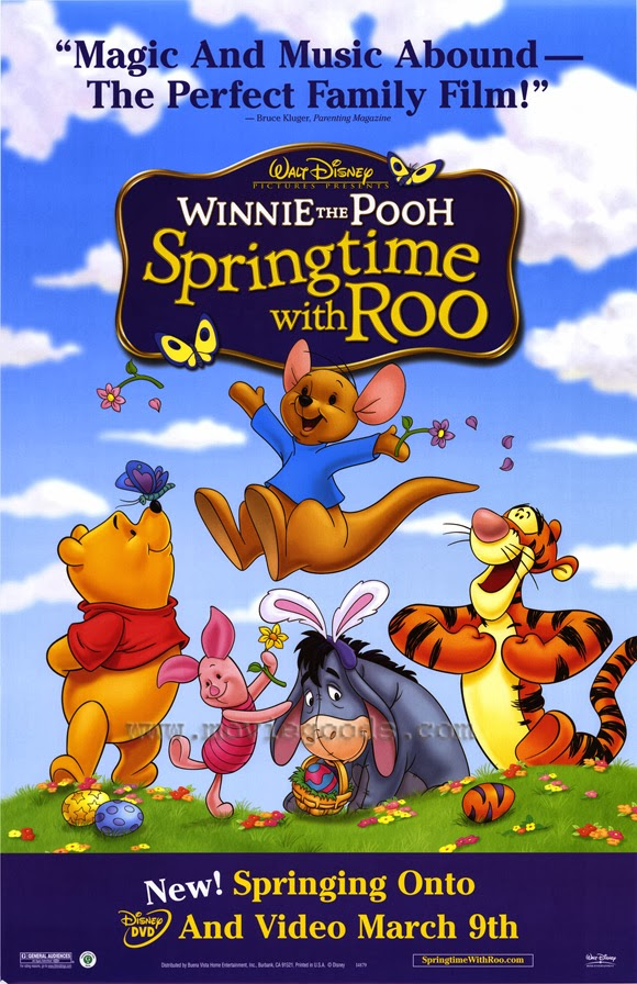 Watch Winnie the Pooh Springtime with Roo (2004) Online For Free Full Movie English Stream