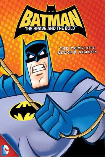 Batman The Brave And The Bold Temporada 2 Completa Latino