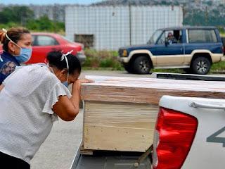 Personas mueren por Covid en Tlaxcala