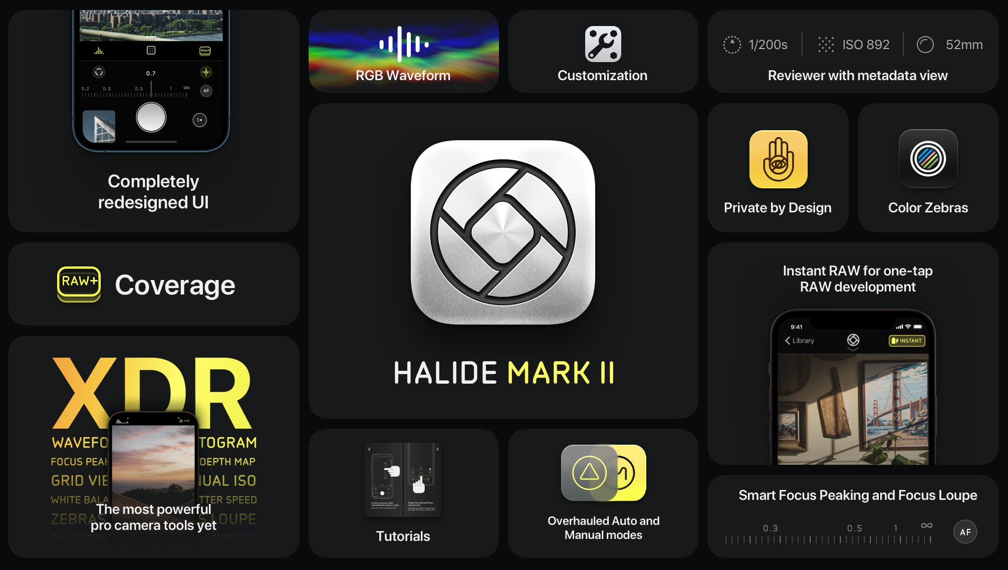 مجموعة تطبيقات جديدة لأجهزة آيفون لشهر أكتوبر