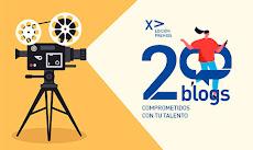 FINALISTA EN LOS PREMIOS 20BLOGS 2021 / CATEGORÍA CINE Y TV