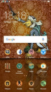 Tema Centimeter 12 Android
